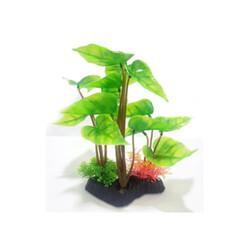 Langhu - Akvaryum Dekoru Plastik Bitki