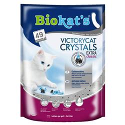 Biocats - Biokats Silica Kedi Kumu VictoryCat Crystals Extra
