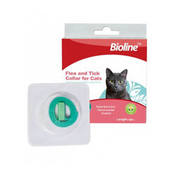- Bioline Kedi Bitkisel Pire Kene Uzaklaştırıcı Tasması