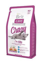 Brit Care - Brit Care Tavuklu Ve Pirinçli Yavru Kuru Kedi Maması