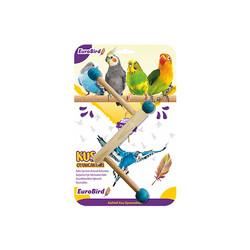 Eurobrid - EuroBird Kuş Oyuncağı Basamak Salıncak