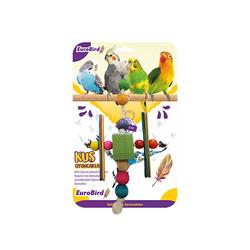 Eurobrid - EuroBird Kuş Oyuncağı H Şekilli Boncuk