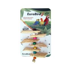 Eurobrid - EuroBird Kuş Oyuncağı Süpürge Otu Askılı