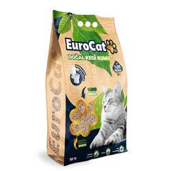 Eurocat - EuroCat Hızlı Topaklaşan Doğal Kedi Kumu