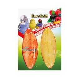 Eurogold - EuroGold Bal ve Meyve Aromalı Mürekkep Balığı Kemiği