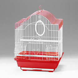 Eurogold - EuroGold Kemer Çatılı Kuş Kafesi
