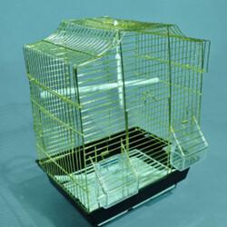Eurogold - Eurogold Pirinç Telli Kuş Kafesi