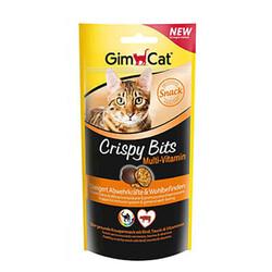 Gimcat - Gimcat Crisby Bits Multi Vitamin Kedi Ödülü