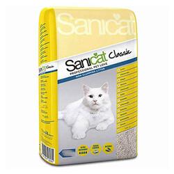 Sanicat - Sanicat Classic Ultra Absorbent Doğal Kedi Kumu