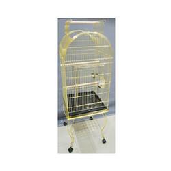 Eurogold - Sehpalı Gold Papağan Kafesi
