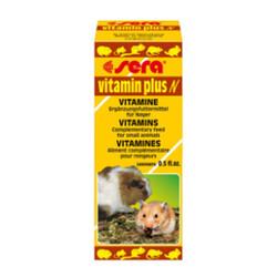 - Sera Vitamin Plus N Kemirgen Vitamini