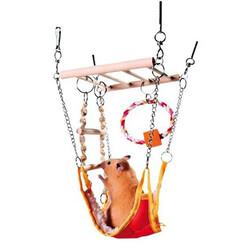 Trixie - Trixie Hamster Hamaklı Asma Köprü