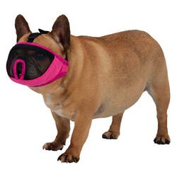 Trixie - Trixie Kısa Burun Köpek Ağızlığı Pembe