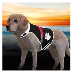 Trixie - Trixie Köpek Işıklı Fosforlu Güvenlik Yeleği Siyah